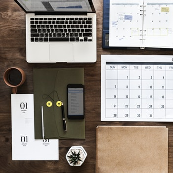 creating a content calender