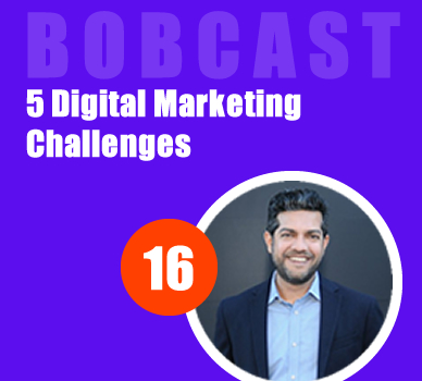 Top 5 Digital Marketing Challenges Podcast