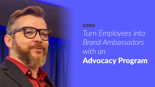 Social Media Advocacy Program Video